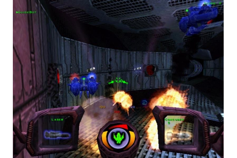 Descent 3 (1999) - PC Review and Full Download | Old PC Gaming