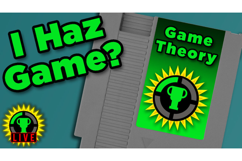 GTLive: Game Theory...THE GAME?!? - YouTube