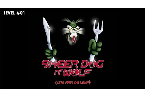 PSX - Sheep Dog n' Wolf (Une Faim de Loup) Walkthrough ...