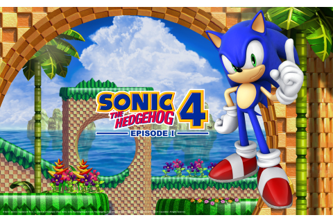 Image - Sonic The Hedgehog 4 - Episode 1- Wallpaper - (1 ...