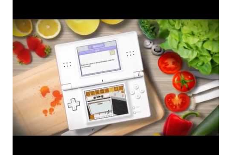 What's cooking Jamie Oliver Nintendo DS video game trailer ...