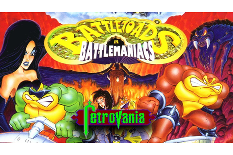 Review: Battletoads in Battlemaniacs: The definitive ...