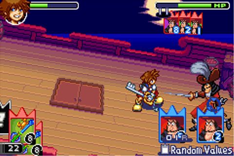 Kingdom Hearts: Chain of Memories Screenshots for Game Boy ...