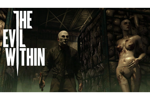 The Evil Within Gameplay Trailer #2 - YouTube
