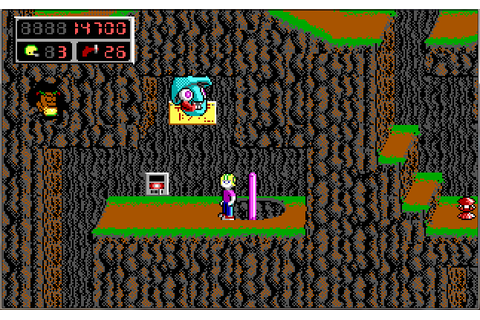 Vintage Game Review: Commander Keen 4: Goodbye Galaxy ...