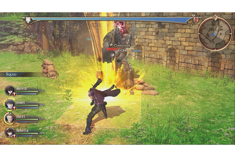 New Games: VALKYRIA REVOLUTION (PS4, PS Vita, Xbox One ...