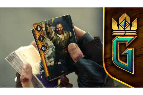 [BETA VIDEO] GWENT: THE WITCHER CARD GAME || Announcement ...