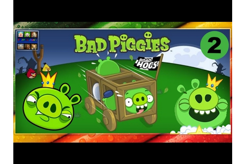 Bad Piggies Online 2018 - Ground hot day 2 - YouTube