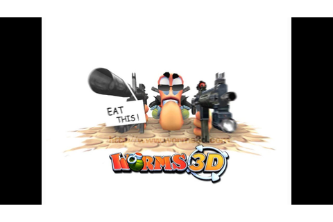 Worms 3D Gameplay - YouTube