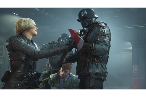 Wolfenstein II: The New Colossus Steam Key for PC - Buy now