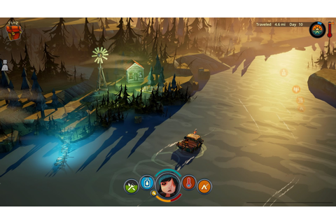 Review: The Flame in the Flood (Sony PlayStation 4 ...