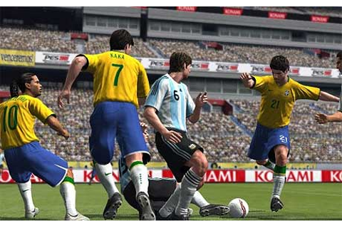 Pro Evolution Soccer 2009: video game review - Telegraph