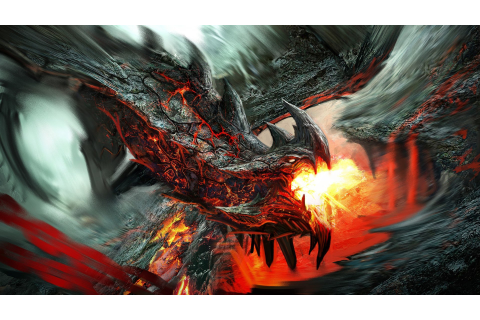 FREE 21+ Dragon Wallpapers in PSD | Vector EPS