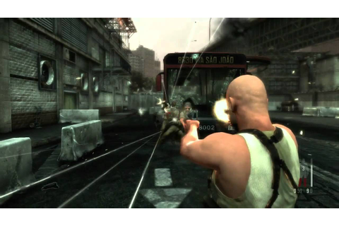 Max Payne 3 - Gameplay Trailer (PC, PS3, Xbox 360) - YouTube