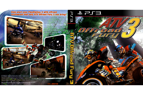 GAMES & GAMERS: ATV OFF ROAD FURY 3 PS3/PS2 DOWNLOAD