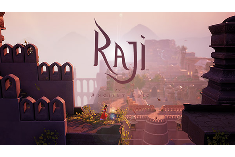 Raji: An Ancient Epic for PS4, Xbox One, and PC launches ...