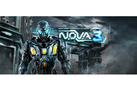 Gameloft | N.O.V.A. 3 - Near Orbit Vanguard Alliance