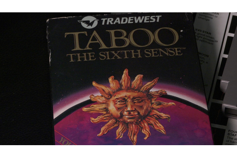 Taboo: The Sixth Sense (NES) with James & Mike ...