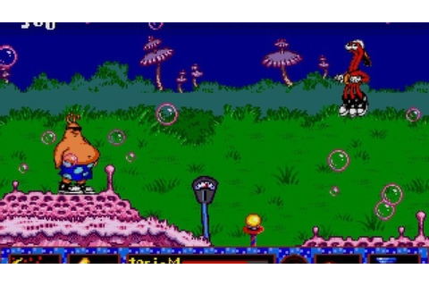 ToeJam & Earl in Panic on Funkotron | wingamestore.com