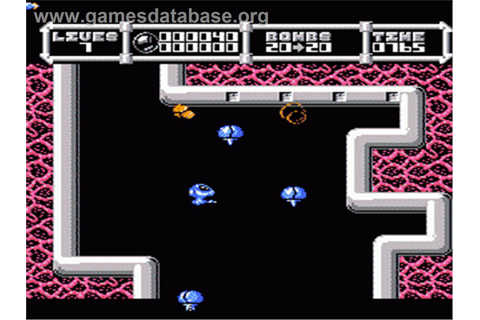 Cybernoid: The Fighting Machine - Nintendo NES - Games ...
