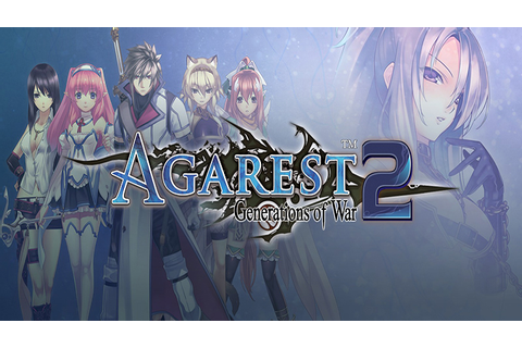Agarest: Generations of War 2 - Download - Free GoG PC Games