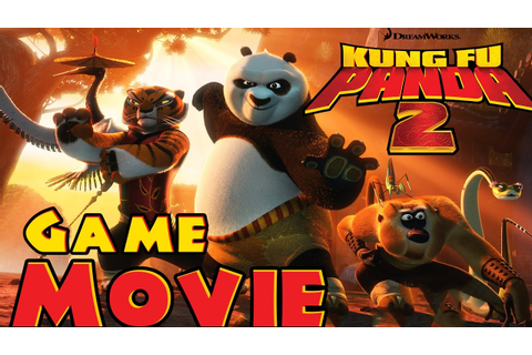Kung Fu Panda 2 All Cutscenes | Full Game Movie (PS3 ...