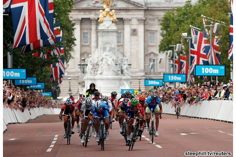 Olympics Mens Road Race – The Contenders. – Sicycle