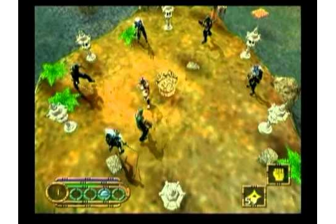 "PSM2 reviews: ""Godai Elemental Force"" (PS2) - YouTube"