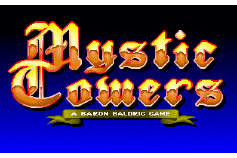 Play Mystic Towers online - PlayDOSGames.com