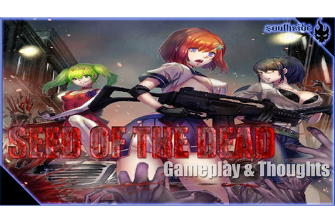 Seed of the Dead (English Title Name) FPS - YouTube