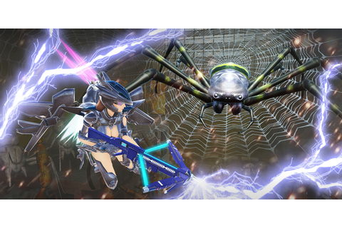 Earth Defense Force 4.1 Shmup Wings It to PS4 - Push Square