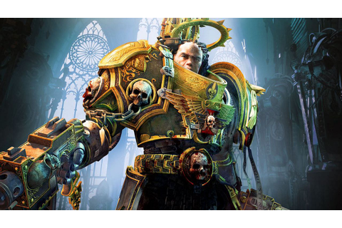 Warhammer 40K: Inquisitor - Martyr Is Virtually Identical ...
