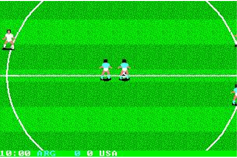 World Class Soccer (a.k.a. Italy 1990) Download (1990 ...