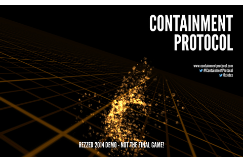 Containment Protocol on Steam