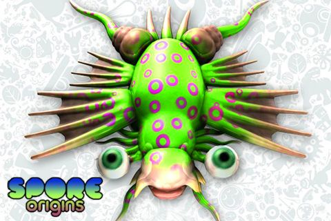 Spore origins iPhone game - free. Download ipa for iPad ...
