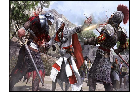 Download Game PC - Assassin's Creed Brotherhood - GamedLay