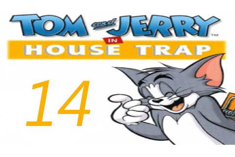 Tom and Jerry in House Trap - Mechani-Cat - Walkthrough ...