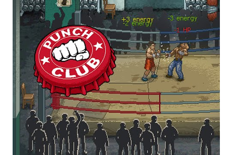 Punch Club Trailer - Out now on iOS/Steam/Android - YouTube