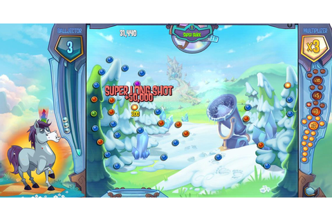 Review: 'Peggle 2' a charming puzzle game