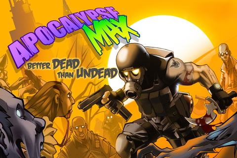 Apocalypse Max : Better Dead than Undead sur iOS ...