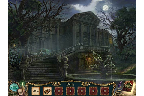 Big Fish Games - Haunted Legends: La Dame de Pique Edition ...