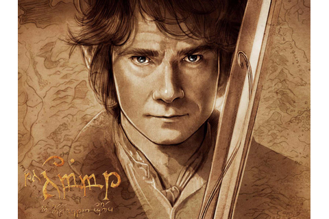 Little Kumquat: Bilbo Baggins, 'The Hobbit and 'Lord of ...