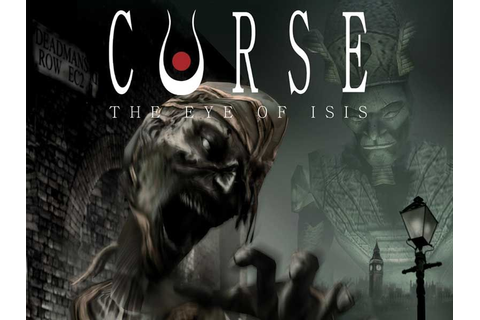 Curse:The Eye of Isis Game