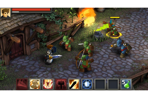 Mika Mobile's 'Battleheart Legacy' Submitted to Apple ...