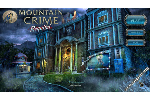 Mountain Crime: Requital - Download Free Full Games ...