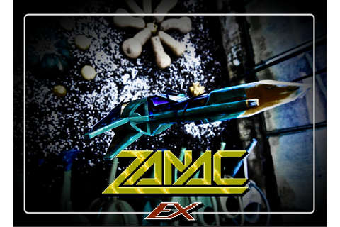 Game patch for Zanac EX | MSX Resource Center