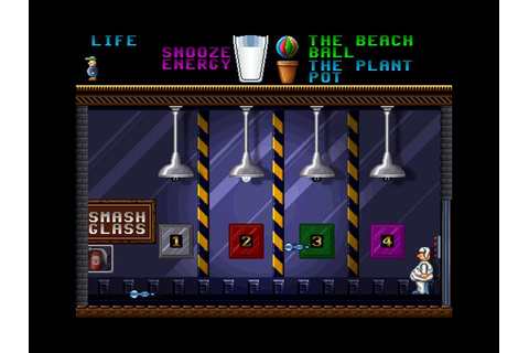 Pyjamarama Download (2004 Arcade action Game)