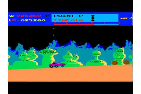 Moon Patrol - 1982 Arcade Video Game di Irem. - YouTube
