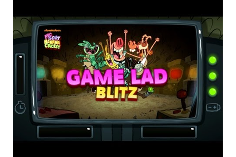 Game Lad Blitz! (PIG, GOAT, BANANA, CRICKET) - Nickelodeon ...