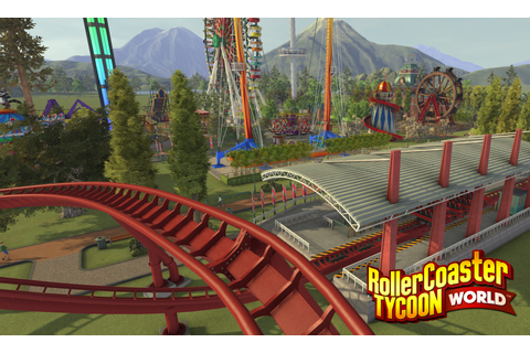 RollerCoaster Tycoon World Now Available For Pre-Order On ...